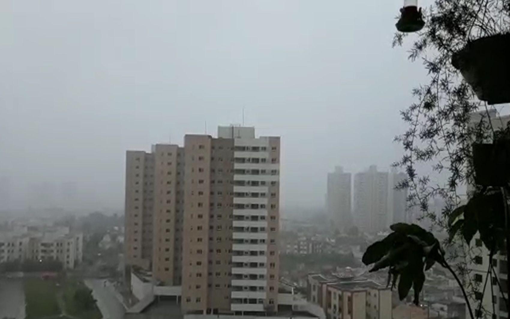 Defesa Civil de Aracaju emite alerta sobre chuvas para as próximas 72 horas - Notícias - Plantão Diário