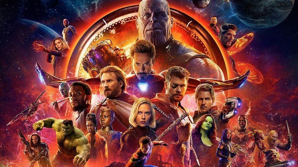 Vingadores: Guerra Infinita reúne os heróis mais queridos da Marvel (Foto: Divulgação)