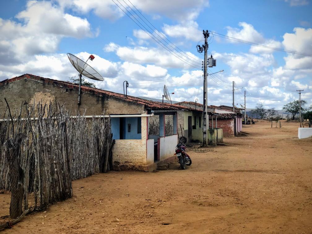 Sertão de Alagoas — Foto: Yasmin Pontual/TV Gazeta