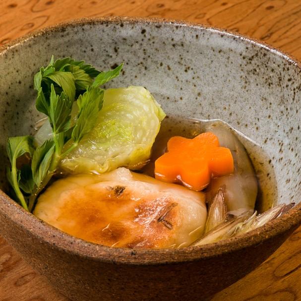 Sopa Ozoni da chef Telma Shiraishi (Foto: Wilian Aguiar)