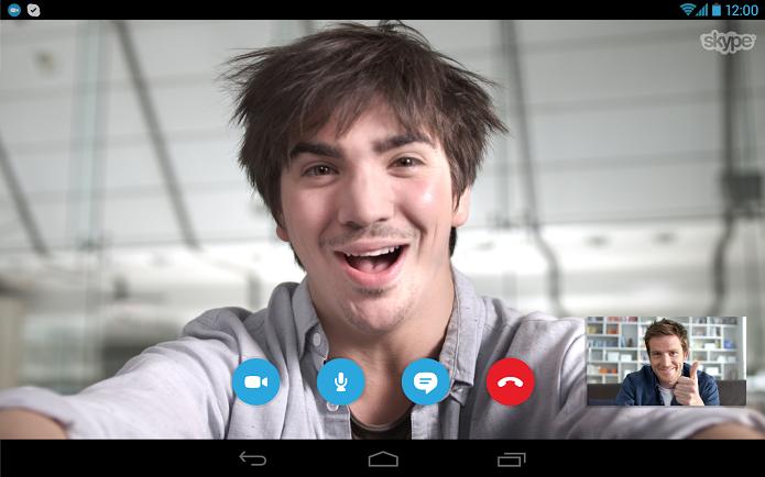 Skype ganhou importante atualização no Android (Foto: Divulgação/Microsoft)