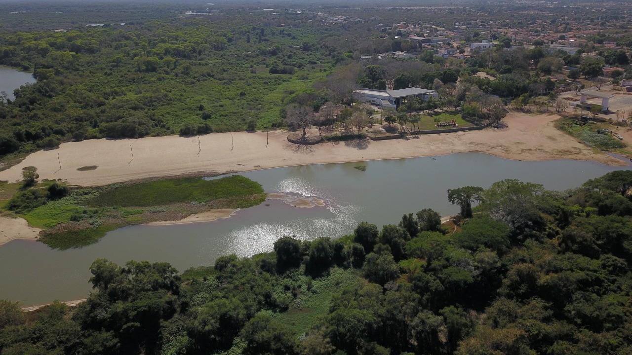 Nível do Rio Paraguai em Cáceres (MT) está abaixo do normal e entra em estado de alerta, aponta estudo