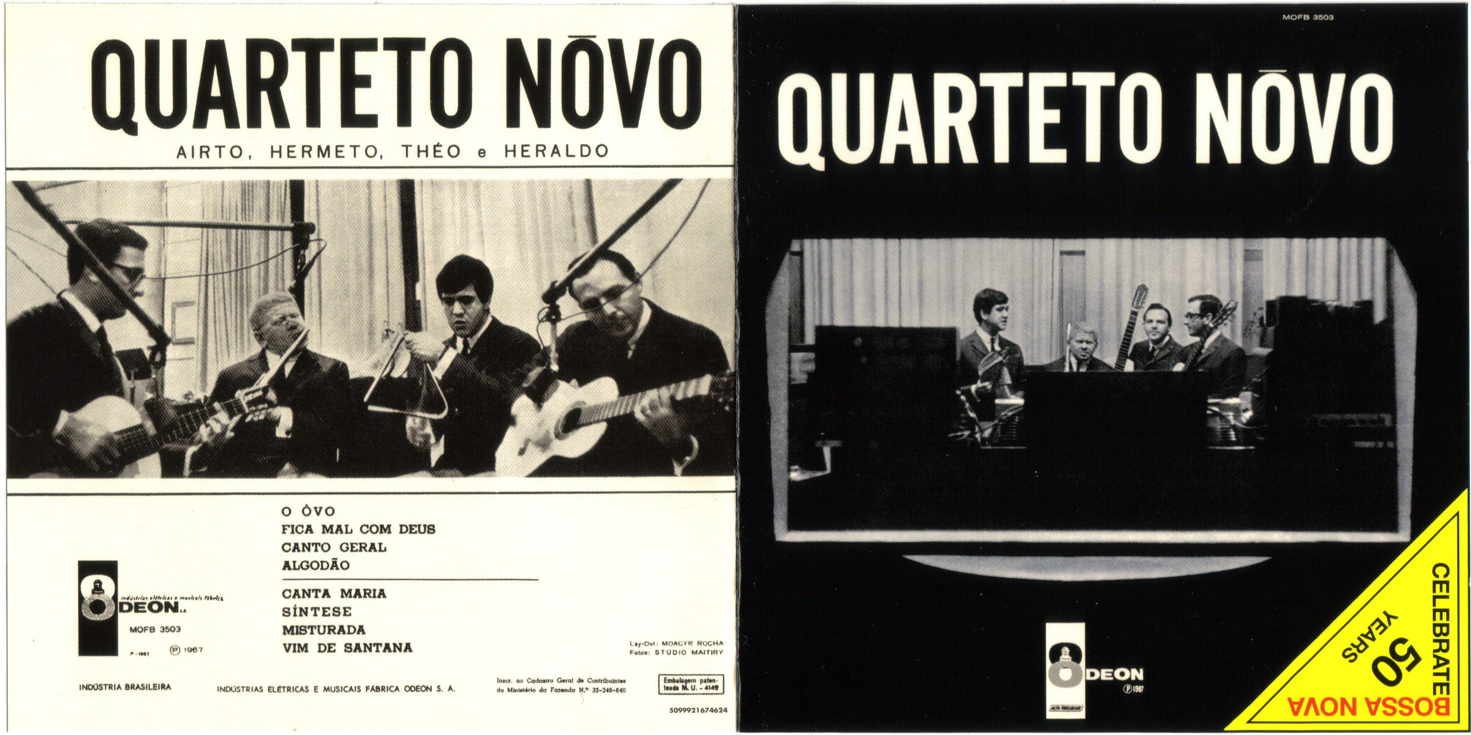 Quarteto Novo (1967), Quarteto Novo (Foto: Reprodução/Instagram)