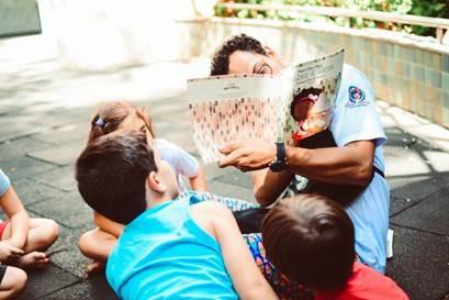 Campanha promove minicurso gratuito de Mediação de Leitura para jovens e crianças em Piracicaba - Notícias - Plantão Diário