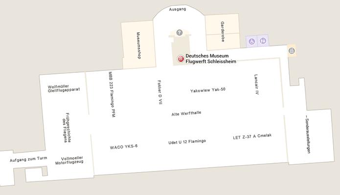 Museu alemão é um dos primeiros feitos usando a mochila inteligente Cartographer (Foto: Divulgação)