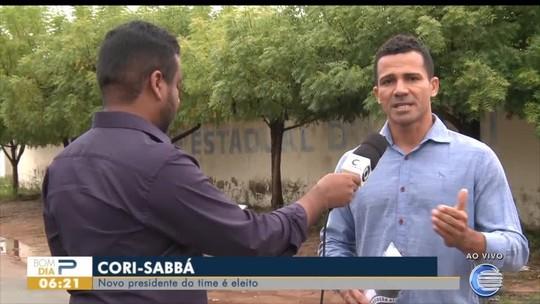 Atacante Anderson Kamar é nomeado novo presidente do Cori-Sabbá para gestão até 2022
