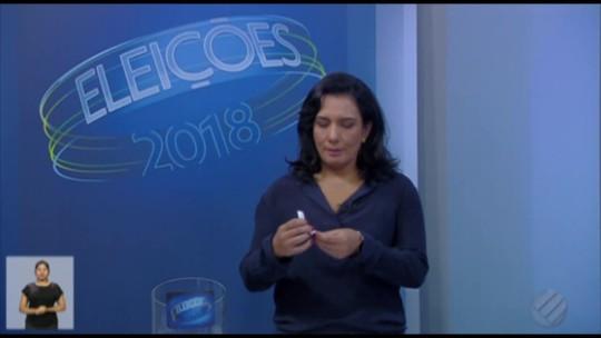 Candidatos ao Governo do Pará participaram de debate na TV Liberal; veja como foi