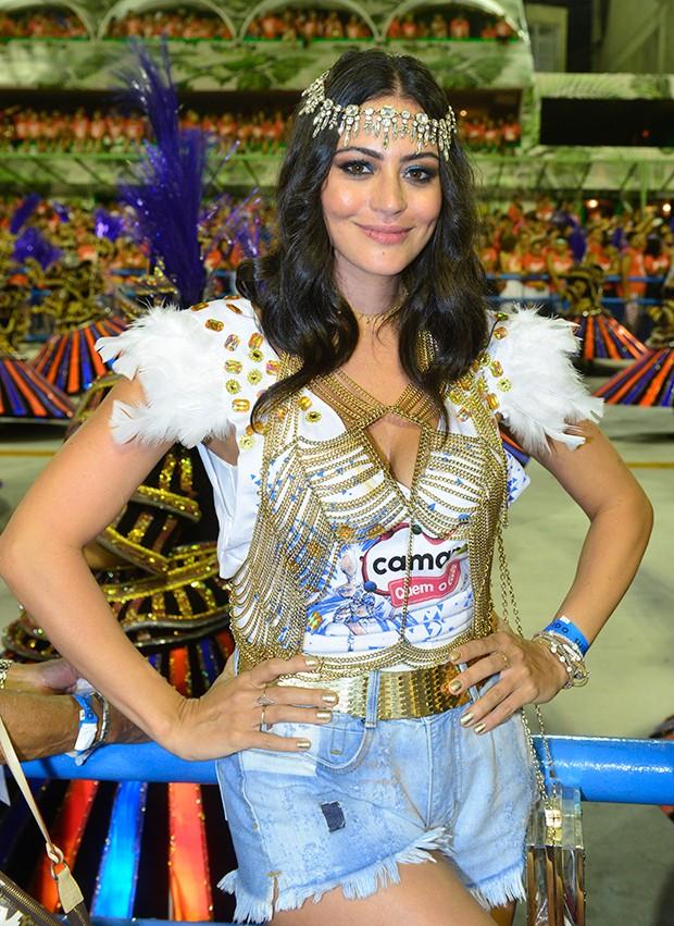 Carol Castro (Foto: Fabio Cordeiro/ QUEM)