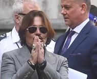 """Juiz nega pedido de Johnny Depp para entrar com recurso em processo contra jornal que o chamou de """"espancador de mulheres"""""""