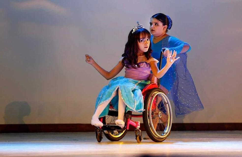Espetáculo será realizado em comemoração aos 20 anos do balé Denise França (Foto: Divulgação)