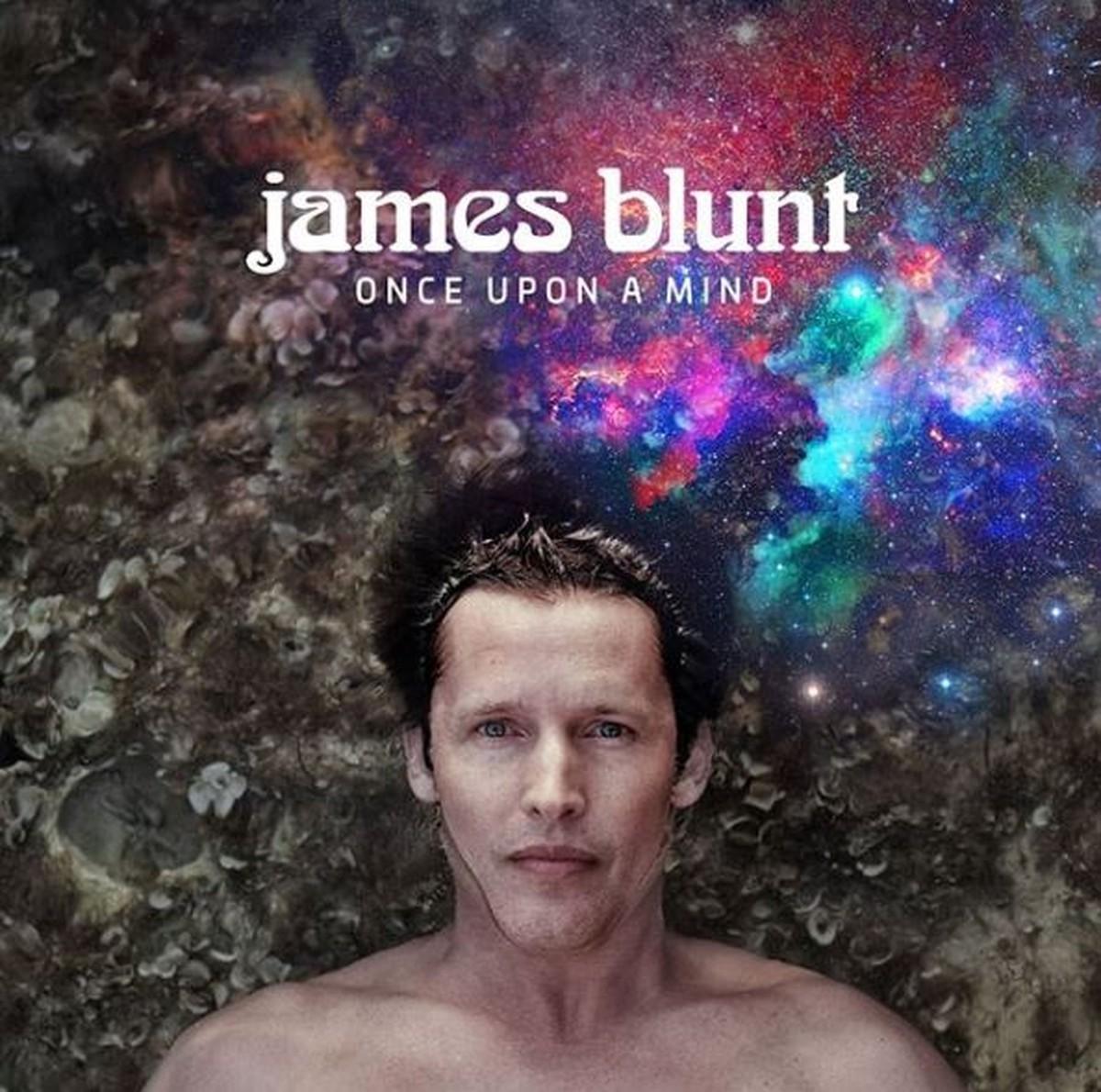 'Ano apocalíptico não estaria completo sem um álbum do James Blunt', diz cantor