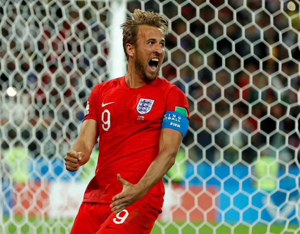 Harry Kane é o artilheiro da Copa do Mundo com seis gols (Foto: Reuters)