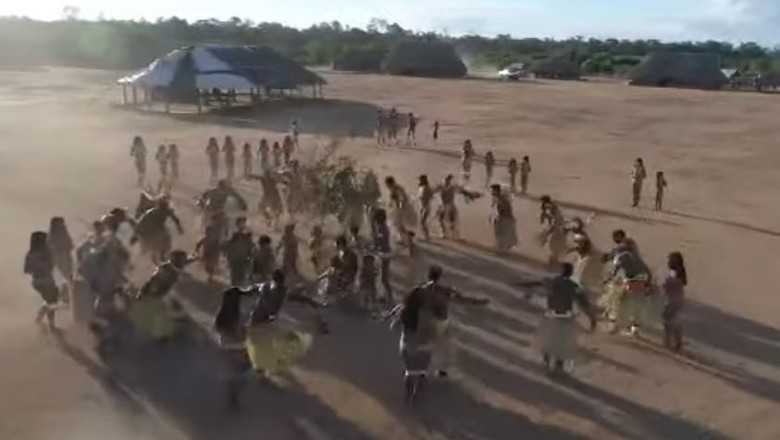 khisetje-festa-tawana-xingu (Foto: AIK/Divulgação)