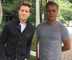 Klebber Toledo e Fábio Assunção | TV Globo