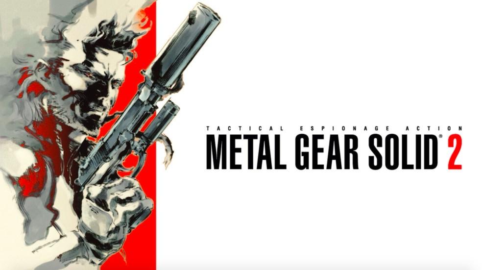 MGS 2 introduziu um novo protagonista — Foto: Divulgação/Konami
