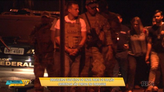 Traficante de drogas brasileiro é preso em mansão no Paraguai, diz Polícia Federal