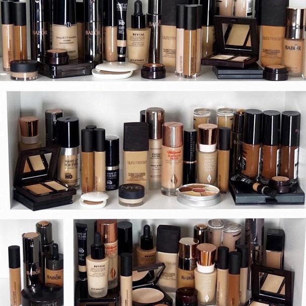 maquiagem (Foto: Reprodução/Instagram)