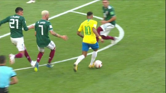 """Roque Jr. vê Neymar com carga maior do que consegue lidar: """"Irrita os adversários"""""""