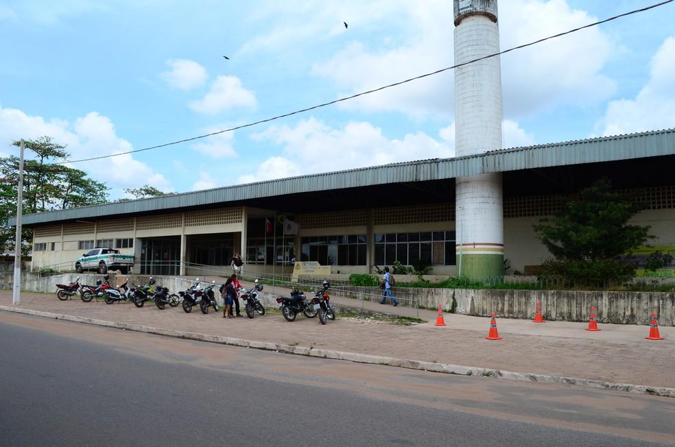 -  Sede do Detran em Santarém  Foto: Weldon Luciano/Arquivo/G1