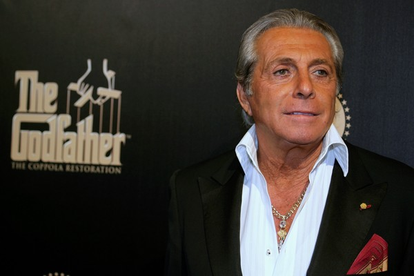 O ator e cantor Gianni Russo, hoje aos 74 anos (Foto: Getty Images)