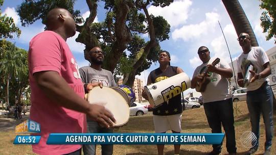 Agenda cultural: Dorgival Dantas, Zeca Baleiro e musical sobre Zeca Pagodinho são destaques do final de semana; lista