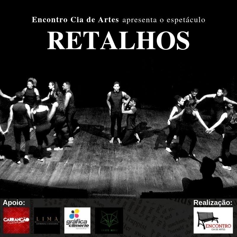 Grupo 'Encontro Cia de Artes' apresenta espetáculo 'Retalhos' em Caruaru - Notícias - Plantão Diário