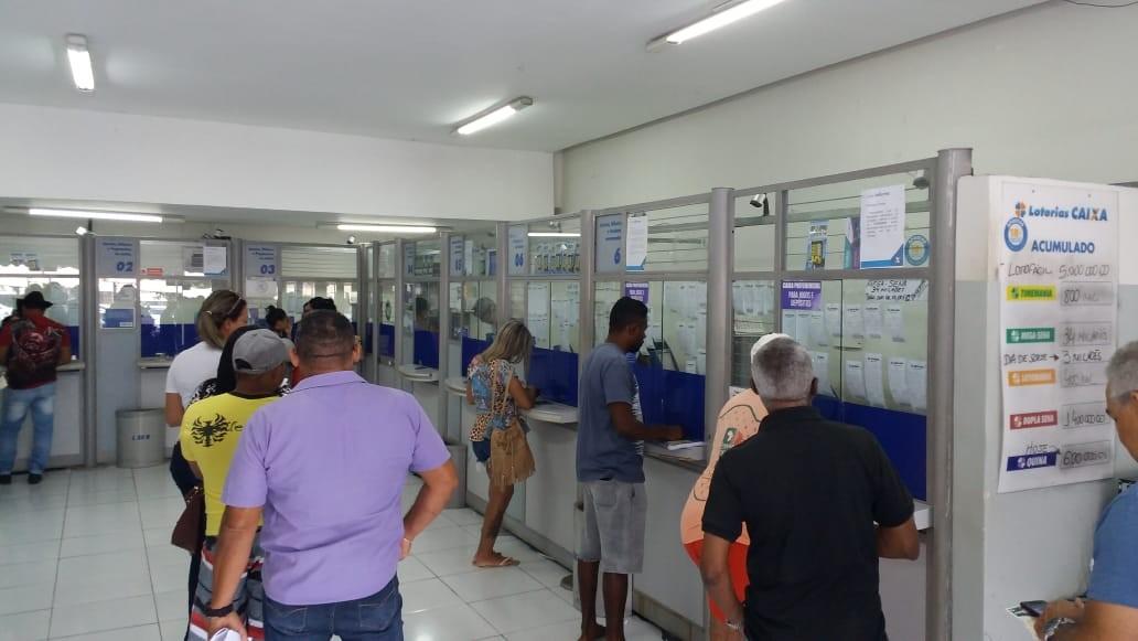 Bancos e casas lotéricas de Petrolina poderão ser multados caso não adotem medidas de prevenção ao novo coronavírus