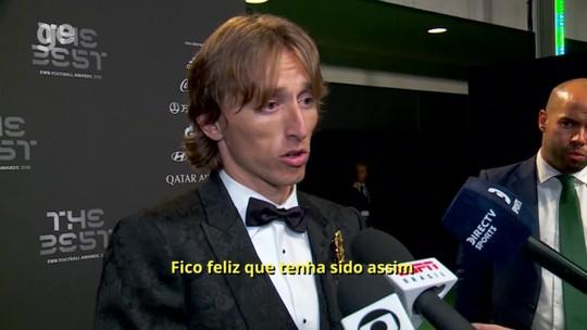 Discreto, mas fora de série: nomes de peso do futebol defendem Modric como melhor do mundo