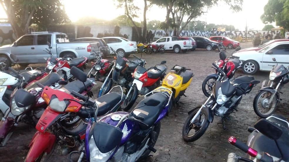 101 mandados de busca e apreensão devem ser cumpridos em operação conjunta em Alagoas e Pernambuco — Foto: SSP-AL/Divulgação