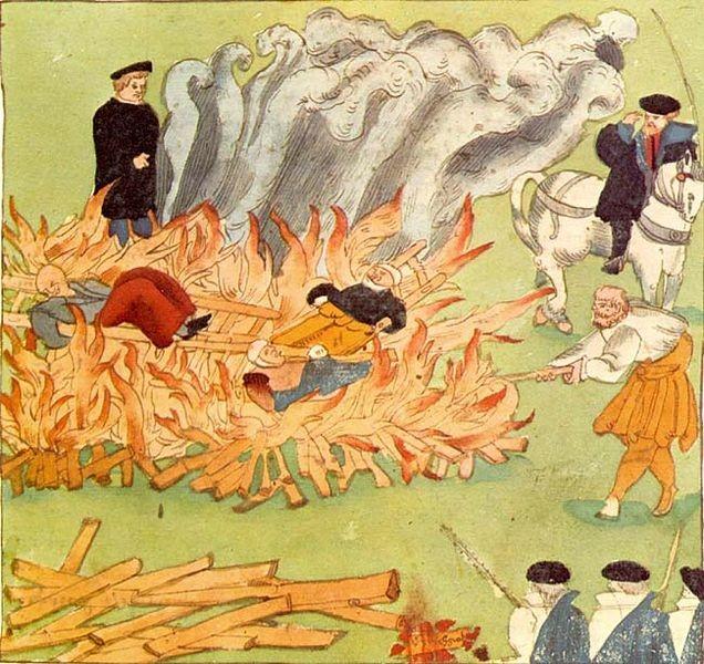 Caça às bruxas: 400 anos depois, as lições ainda não foram aprendidas -  Revista Galileu | Olhar Cético