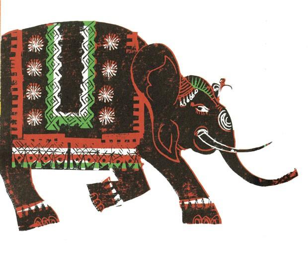 Deu Zebra no ABC, texto e ilustrações de Fernando Vilela, Pulo do Gato, R$ 43,70. A partir de 2 anos. (Foto: Reprodução)