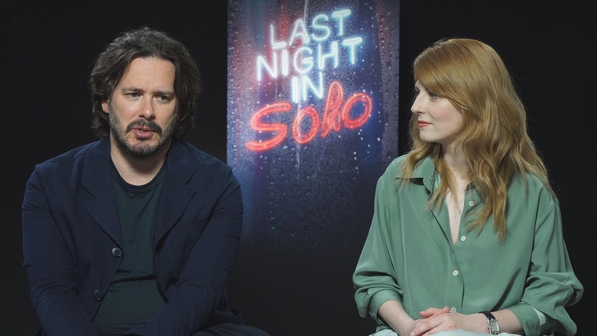 'Filme mais sério e mais sombrio que já fiz', diz diretor de 'Noite Passada em Soho'