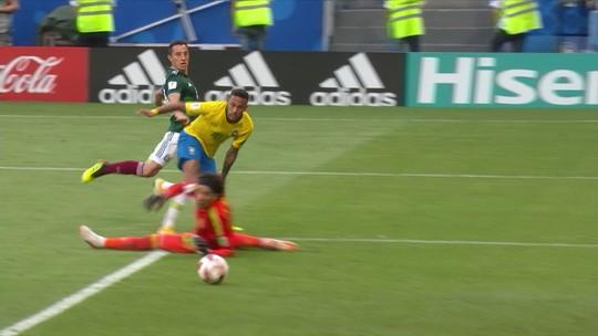 Lino questiona posicionamento de Neymar contra a Bélgica e pede atenção com Meunier