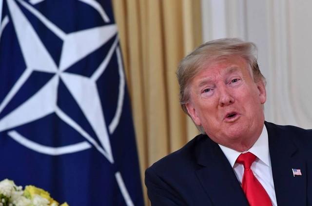 Donald Trump (Foto: ReproduçãoNicholas Kamm / AFP)