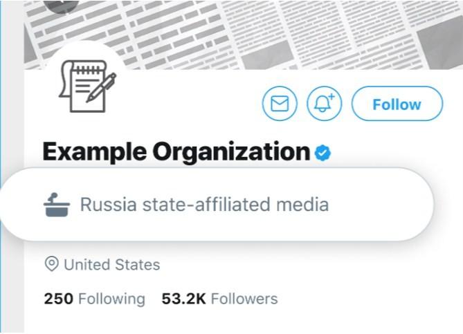 Twitter anuncia selo de verificação para contas de pessoas e mídias ligadas ao Estado