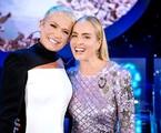 Xuxa e Angélica no 'Jornada astral'   Divulgação