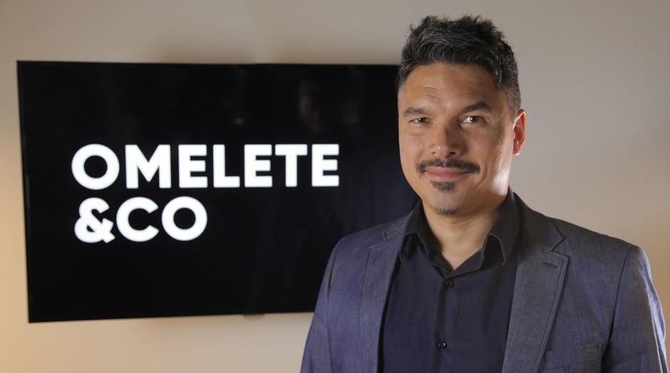 Pierre Mantovani, da Omelete&CO: mudança de nome (Foto: Divulgação)