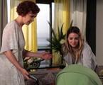 Julia Lemmertz e Monique Alfradique em cena de 'Fina estampa' | Reprodução