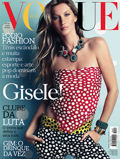 2012, Vogue Brasil, Patrick Demarchelier