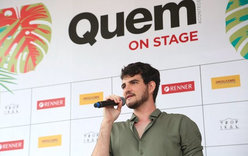 Jão no On Stage 2020