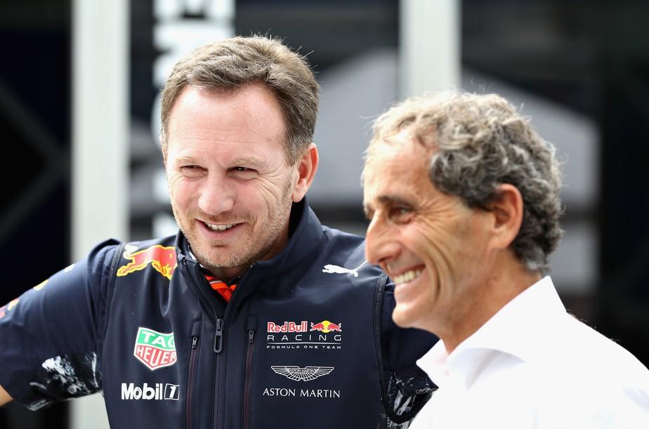 Consultor da Renault, Alain Prost dispara: