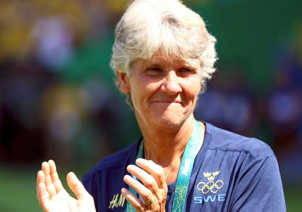 Pia Sundhage (Foto: Getty Images)