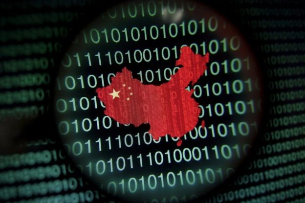 A China tem investido em satélite quântico e em laboratório científico (Foto: Reuters via BBC)