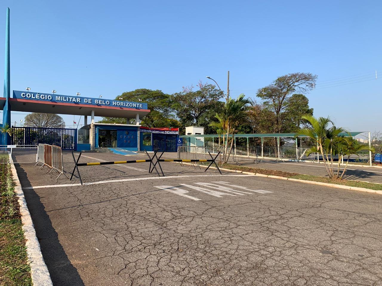 Colégio Militar de Belo Horizonte anuncia, mais uma vez, a retomada das aulas presenciais