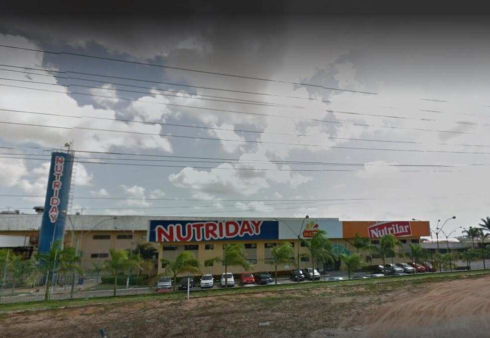 Empresa Multdia teve falência decretada pela Justiça do RN — Foto: Google Street View