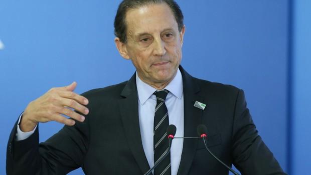 O presidente da Federação das Indústrias do Estado de São Paulo (FIESP), Paulo Skaf, durante encontro de lideranças empresariais (Foto: Lula Marques/Agência PT)