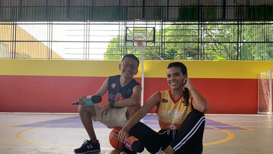 'Zappeando' tem tour de basquete e papo com Felipe Titto