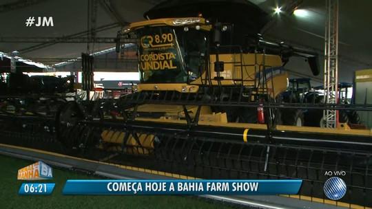 Bahia Farm Show começa nesta terça-feira com expectativa de movimentar mais de R$ 1,5 bilhão em negócios