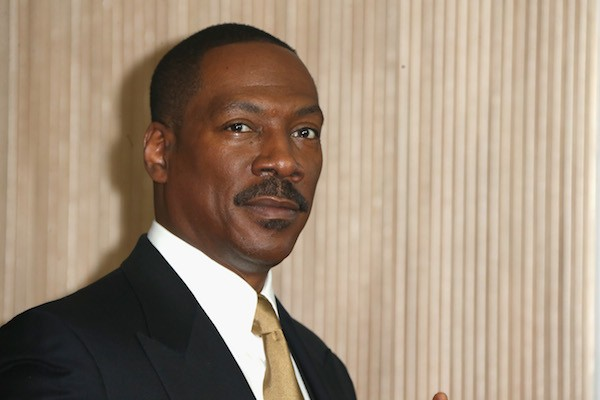 O ator Eddie Murphy (Foto: Getty Images)