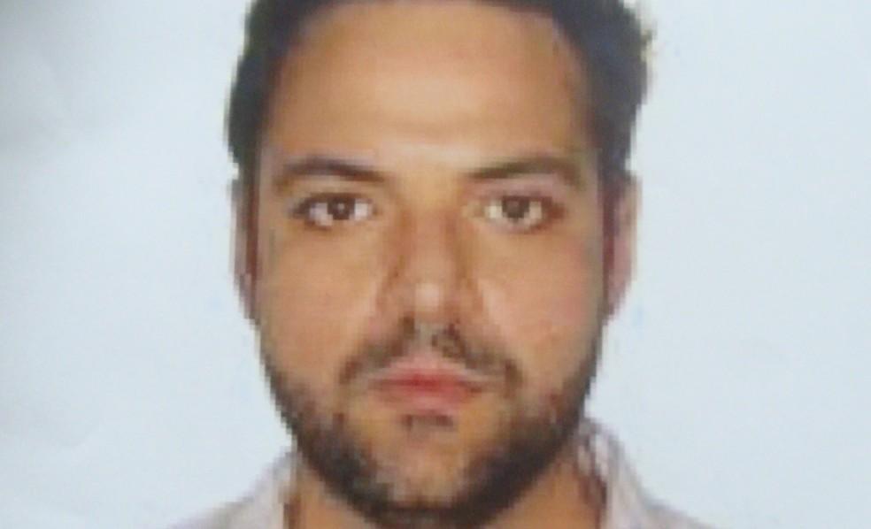 O médico Fábio Lima Duarte foi preso suspeito de pedofilia e violência sexual — Foto: Polícia Civil/Divulgação
